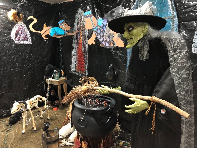 witch scenario