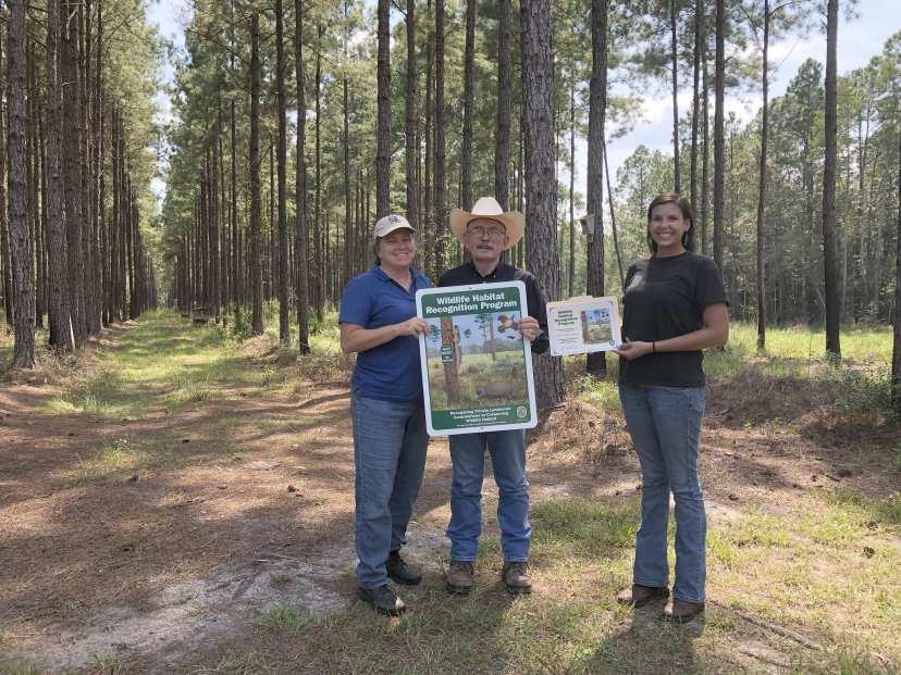 FWC Landowner recognition program
