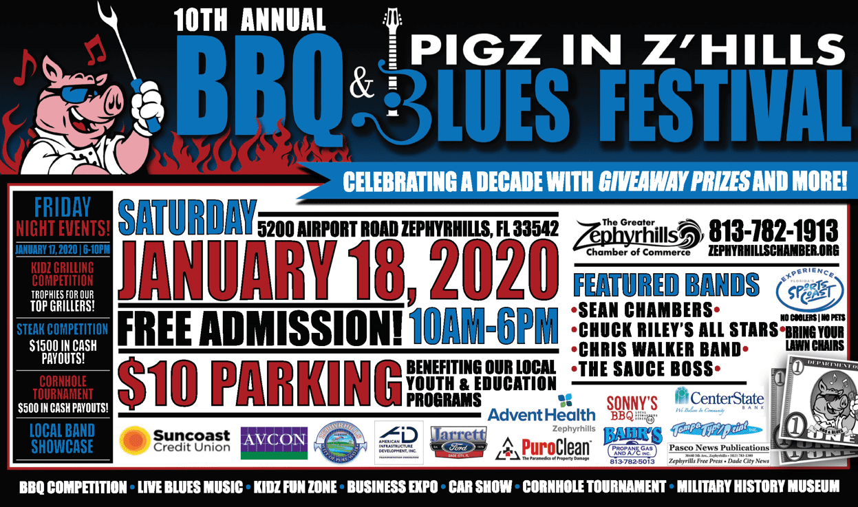 Pigz in Zhills Blues and BBQ