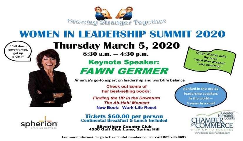 women in leadership summit 2020