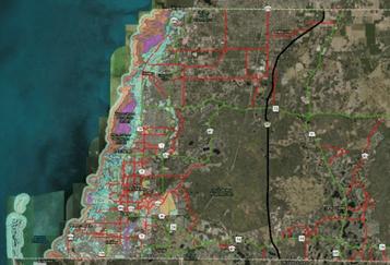 Pasco County Adopts New FEMA Flood Insurance Rate Maps