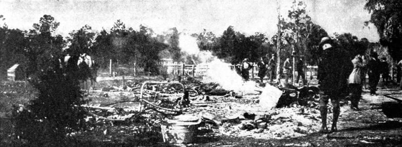 Rosewood Florida 1923