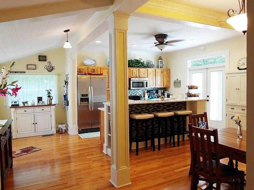 the dolan house kitchen