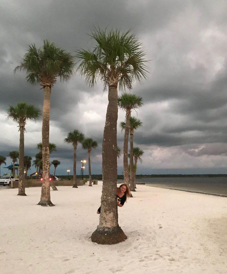 pine island storm