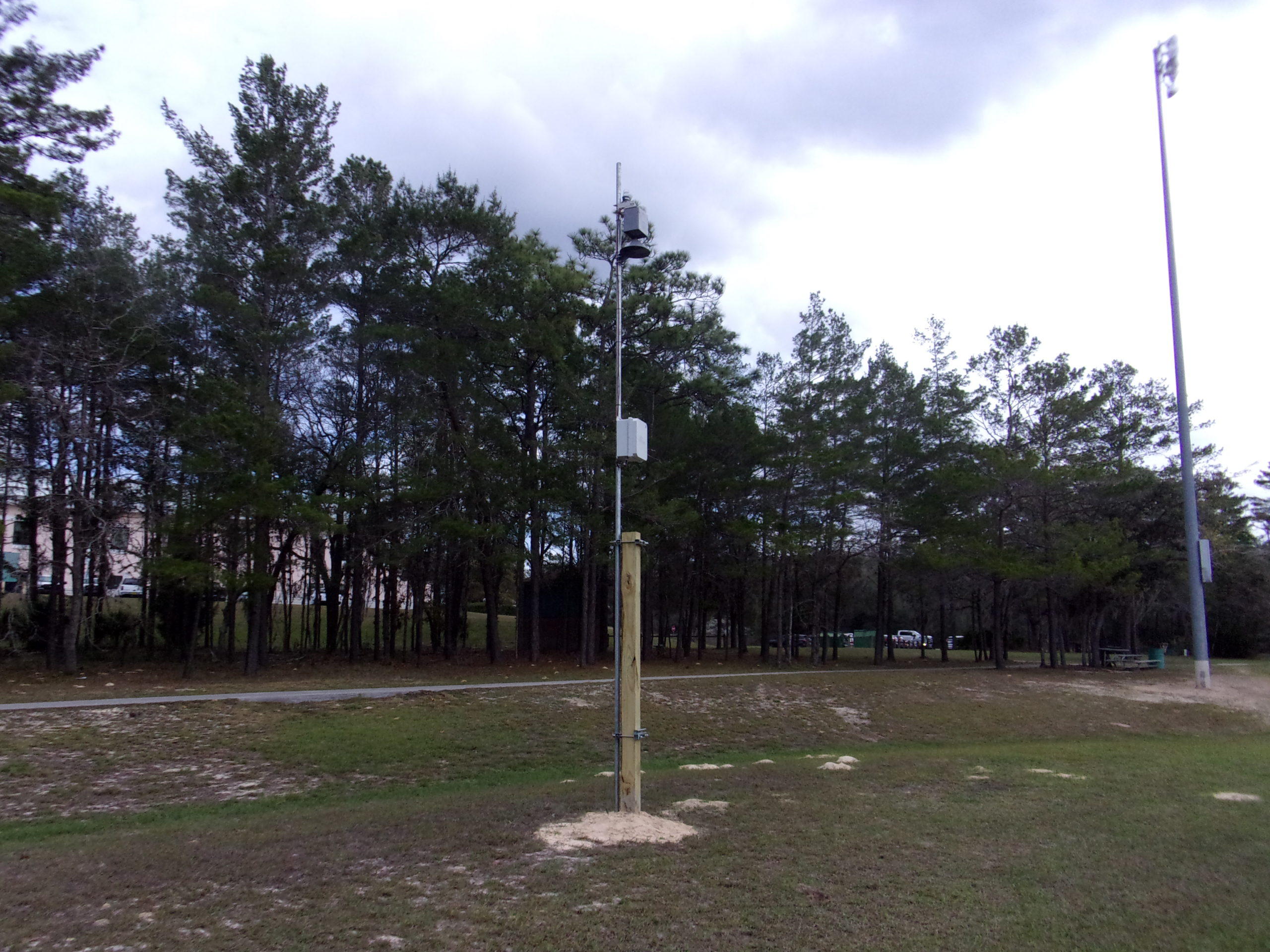 Citrus County Board of County Commissioners approved a seven-year lease agreement with Earth Networks for a Lightning Detection Alert System