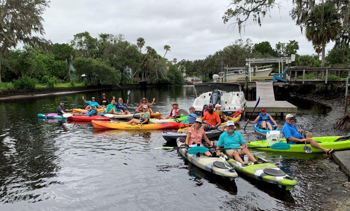 cotee river kayakers club