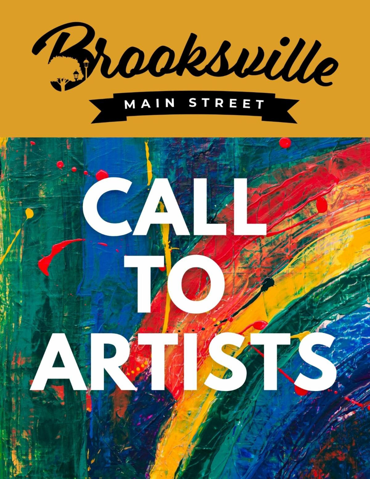 There are a few projects in need of artists with murals. You can find the information for these Brooksville murals below.
