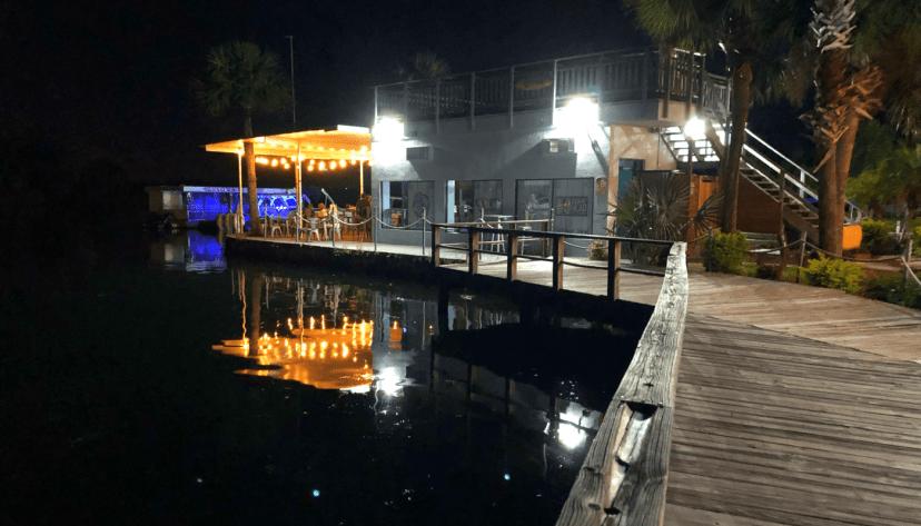 Waterfront Social at the Port Hotel & Marina