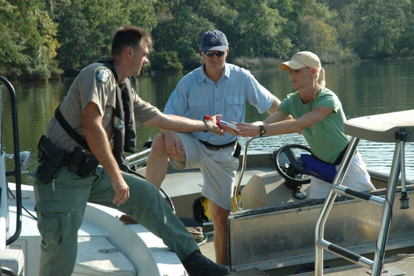 boating enforcement