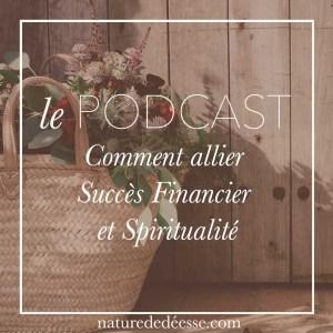 Tu es spirituelle mais tu as du mal avec l'argent, l'abondance financière ? Voici comment conciler la spiritualité et le sucès financier.