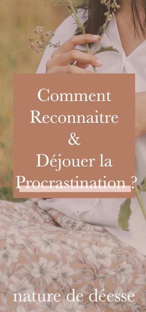 Tu ne sais pas comment solutionner ta procrastination ? Je te partage ma solution pour arrêter de tout repousser à plus tard.