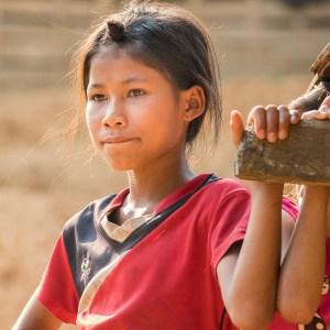Nord Laos. Région rivière Nam Ou