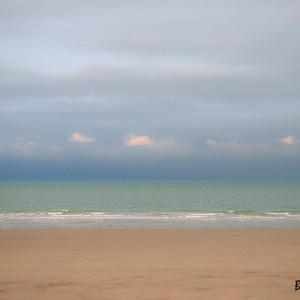Digue du Braek. Dunkerque. Nord