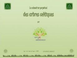 Calendrier perpétuel des arbres celtiques