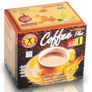 NatureGift Original Coffee Plus natural weight loss slimming drinks