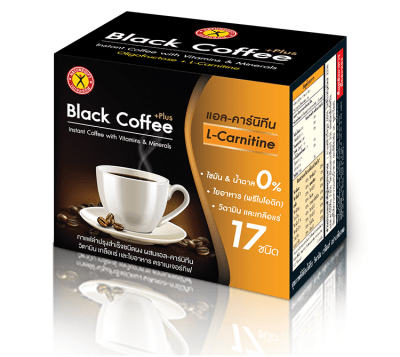 NatureGift Black Coffee L-Carnitine