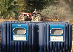 Recyclage Postes de tri