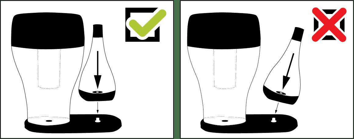 fontaine o filtrante et sa carafe