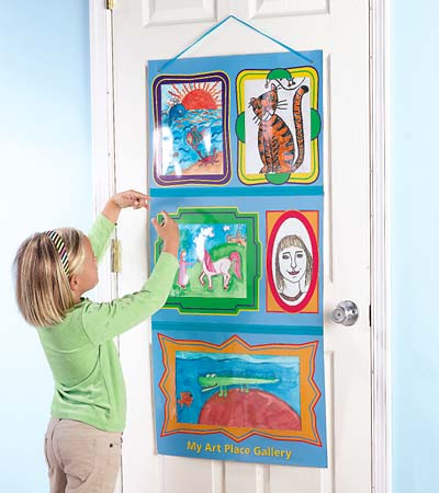 my art place hanging art gallery nature moms