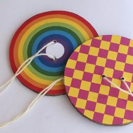 photograph relating to Printable Whirligig Patterns named Whirligig Craft - Mother nature Website