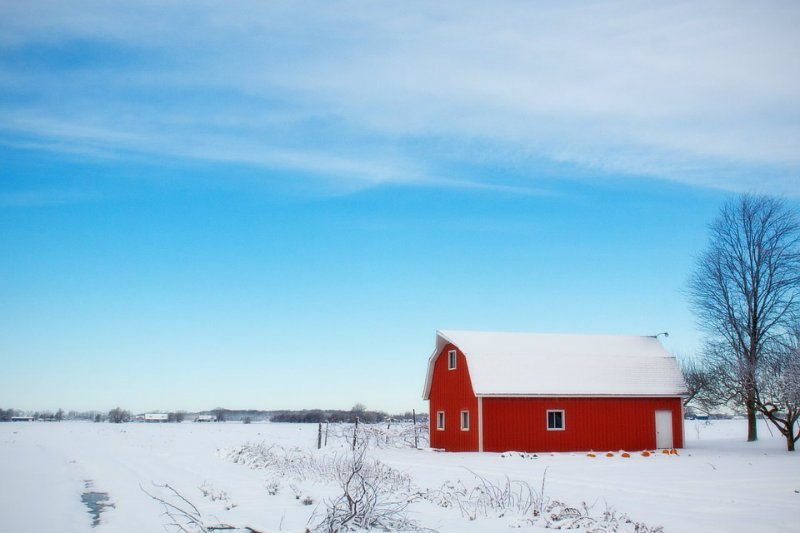 living off grid in the winter