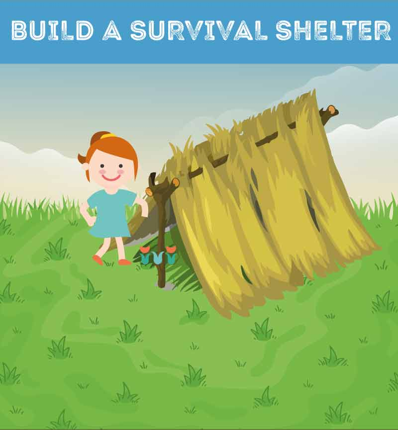 build-a-survival-shelter