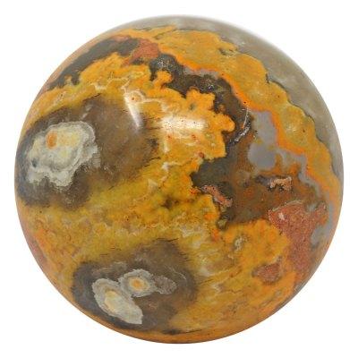 BBS015 - Bumblebee Jasper Sphere [0.50 lb]