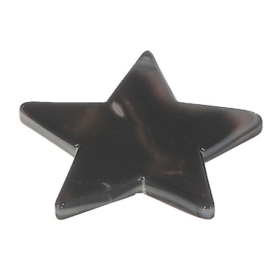 SAN - Black Agate Star