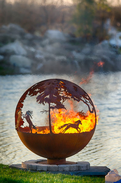 Nature S Design Fire Pit Gallery Wildfire
