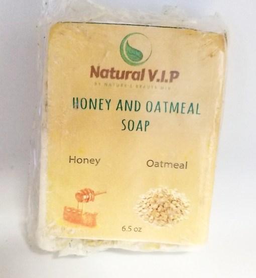 oatmeal soap for eczema