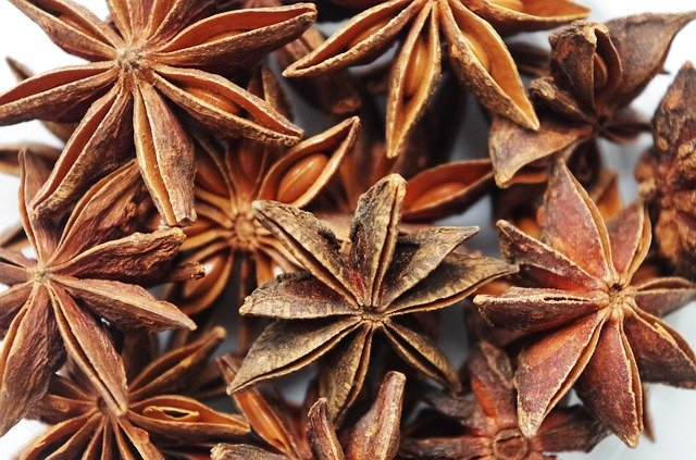 This image has an empty alt attribute; its file name is star-anise-1049573_640.jpg