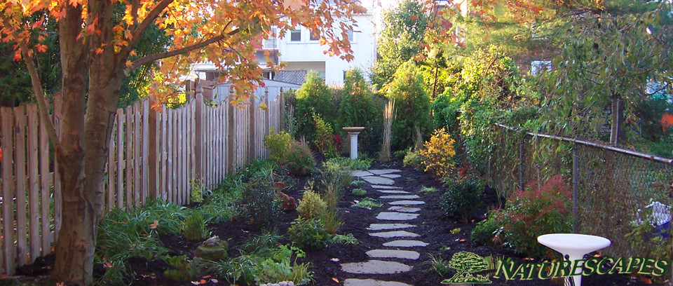 Landscape Design in Phoenixville, PA | Naturescapes ... on Small Urban Patio Ideas  id=58784