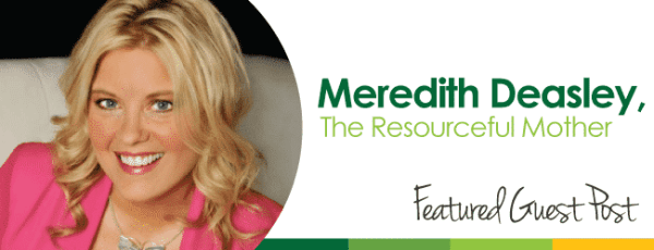 Back-To-School Wellness Checklist from Meredith Deasley!