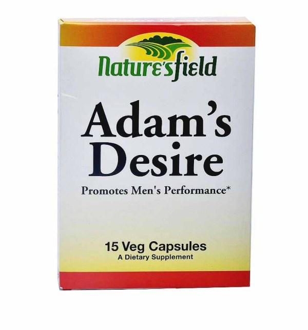 nature's field adam's desire