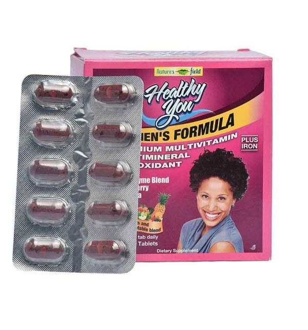 healthy you women's formula