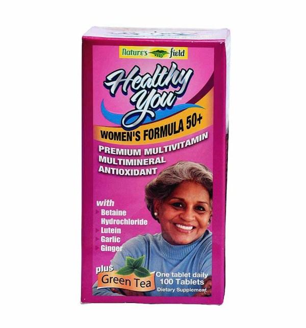 healthy you Women's formula 50+