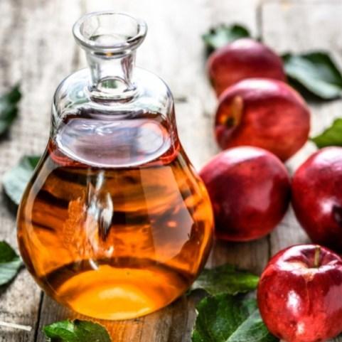 Apple Cider Vinegar For Brassy Hair