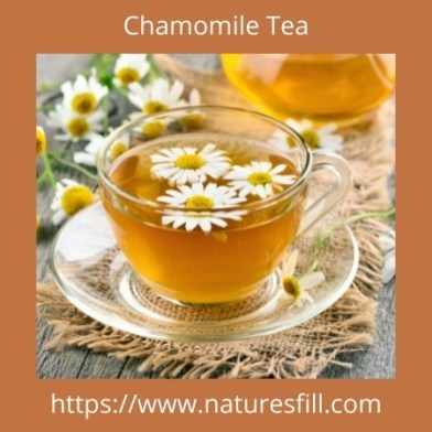 How To Lighten Hair Without Bleach Using Chamomile Tea