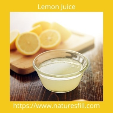 How To Lighten Hair Without Bleach Using Lemon Juice