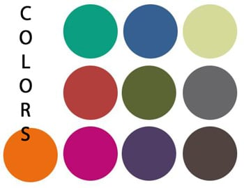 trend colors fall 2013