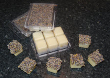 clamshell bath melts