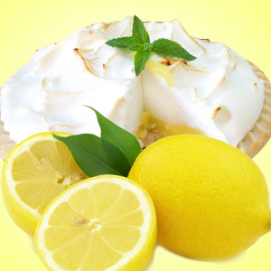 lemon meringue scent