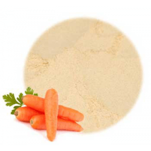 Herbs for Soap and Cosmetics Carrot Powder