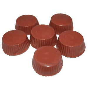 Soap Making Molds Peanut Butter Cup Molds - Embed Mold