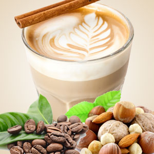 Coffee Scents:  Snickerdoodle Latte Fragrance Oil