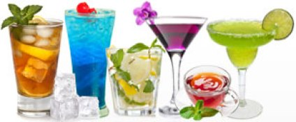 Mixed Drink Fragrance Oils for Summer