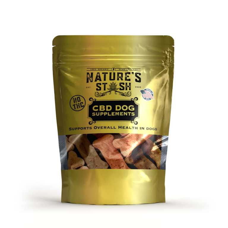 CBD Dog Treats Supplements for Anxiety and Overall Wellness