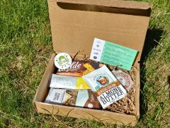 Trail Manna Box 1 Contents