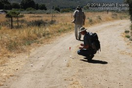 Tracking in San Diego County