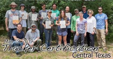Central Texas Certification 5/19/2019